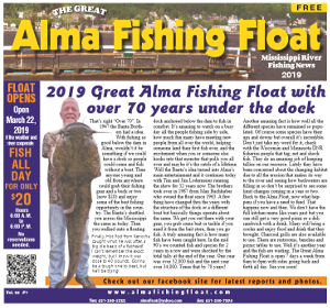Alma Float News